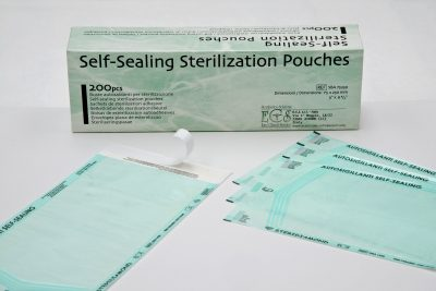Bolsas autoadhesivas para esterilización